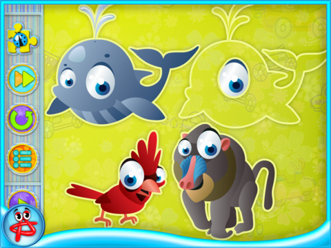 Touch and Patch: Free Shapes Puzzle Game for Kids screenshot 7