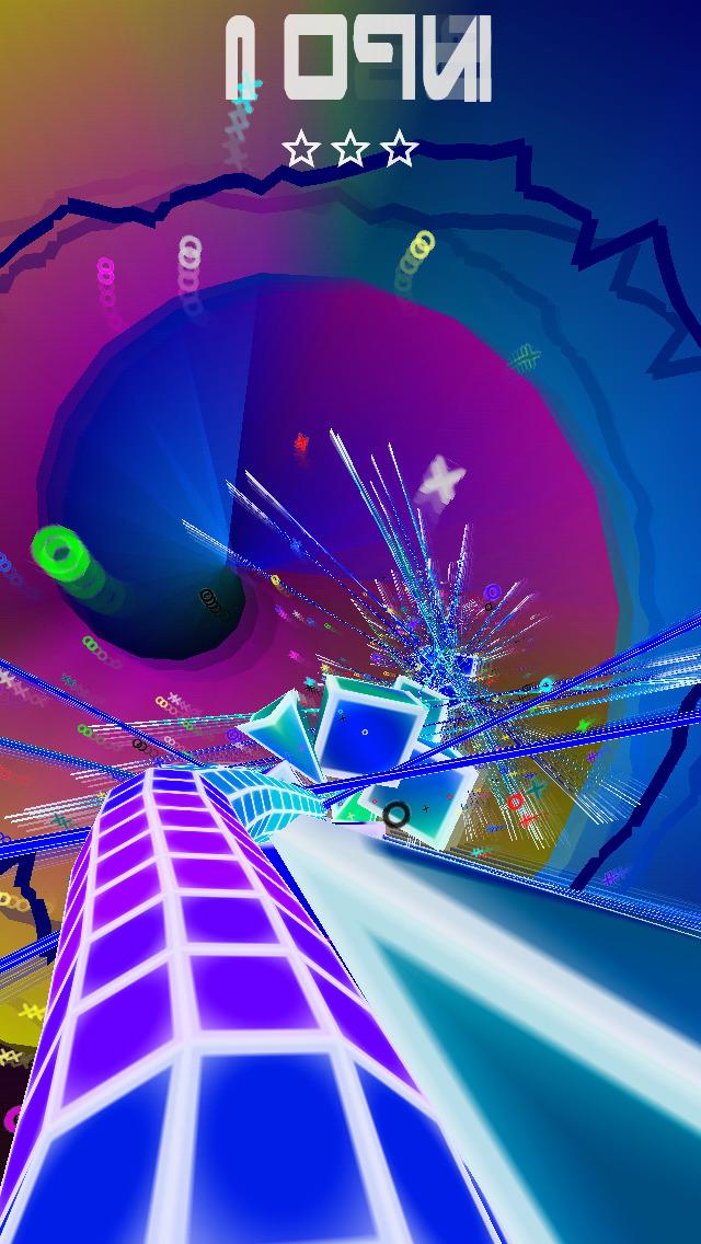 Synesthetic screenshot 1