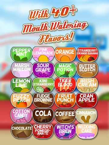 `Awesome Carnival Slushy Jelly Dessert Drink Maker screenshot 8