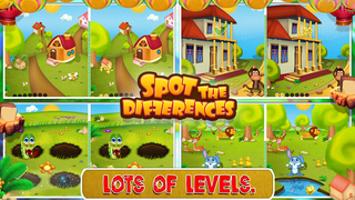 Spot The Difference - Puzzle Game screenshot 1