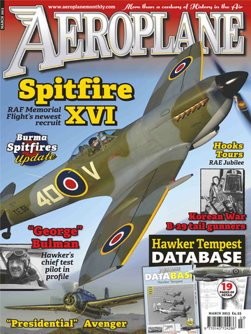 Aeroplane - Aviation Magazine (iPad) reviews at iPad Quality