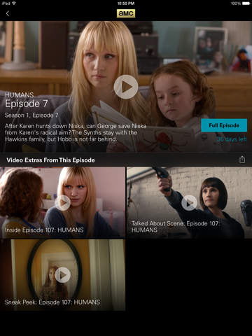 AMC: Stream TV Shows & Movies screenshot 9