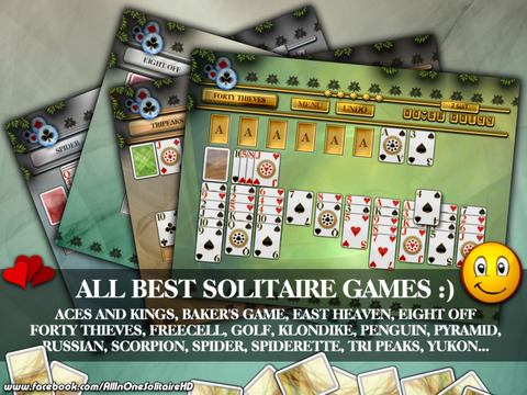 Pandora's Solitaire Collection screenshot 6