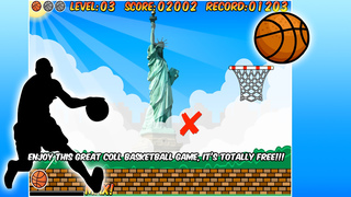 Super Basketball FREE screenshot 2