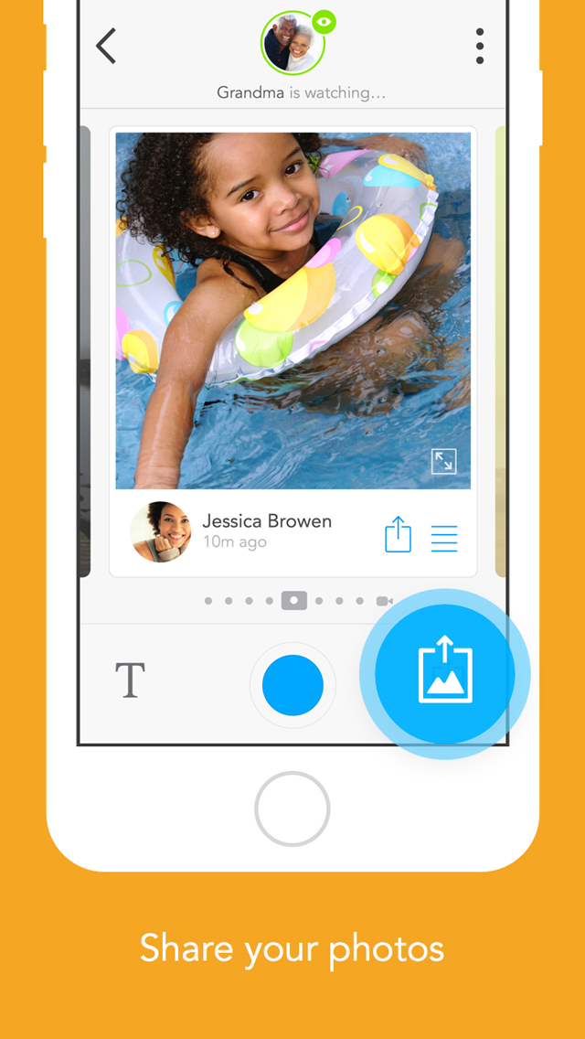 Glide - Live Video Messenger screenshot 5