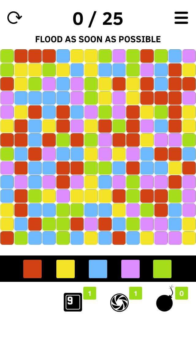 Simple Color Flood screenshot 2