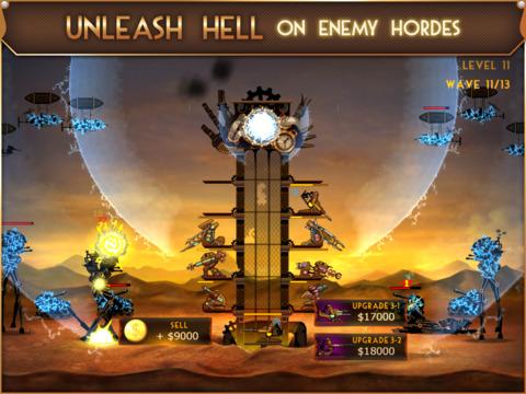 Steampunk Tower screenshot #4