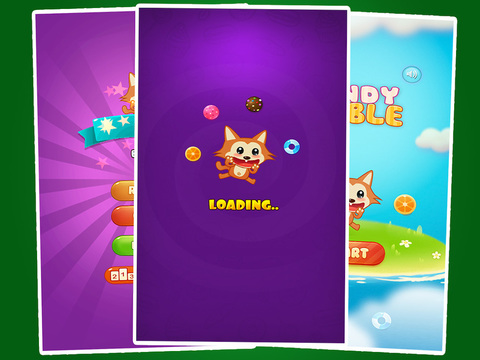 Candy Bubble FREE screenshot 8