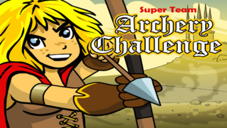 Archery Bow and Arrow Super Team Target by Top Best Fun Cool Games screenshot 1
