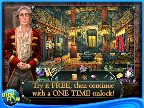 Sea of Lies: Mutiny of the Heart HD - A Hidden Object Game with Hidden Objects screenshot 1