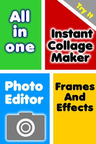 Inastant Collage maker plus photo frame - Pro vers - náhled
