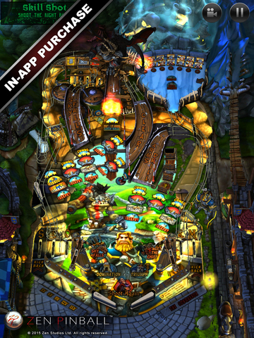 Zen Pinball screenshot 9
