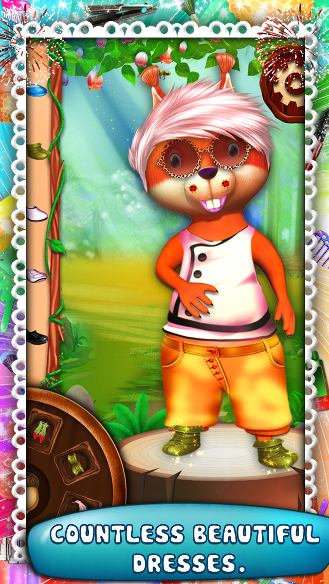 Little Squirrel Makeover screenshot 5