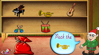 Santa's World: An Educational Christmas Game for Kids and Elves screenshot 3