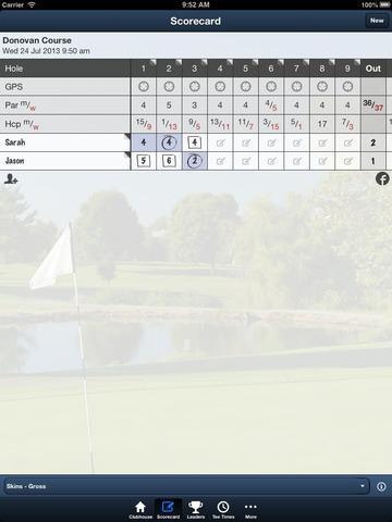 Peoria Park District Golf screenshot 9