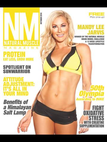 Natural Muscle Magazine screenshot 6