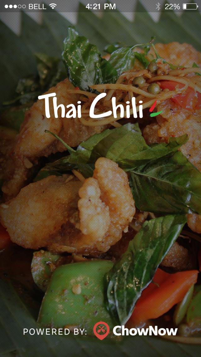 Thai Chili screenshot 1