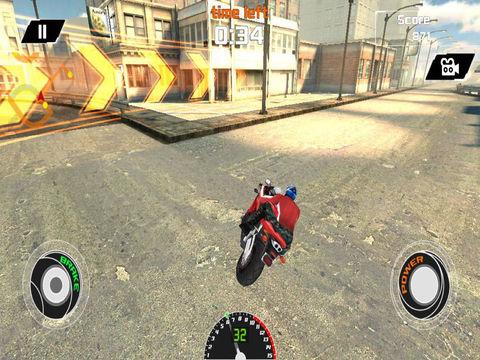 Absolute Nitro - Xtreme Bike Driving Simulator Racing Games Edition screenshot 10