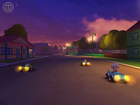 Garfield Kart Fast & Furry screenshot 7