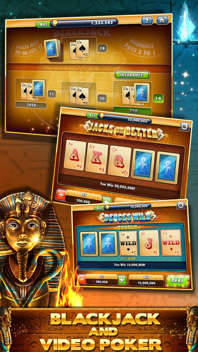 Cleopatra Casino – Slot machines with bonuses screenshot 3