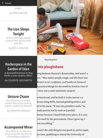 The Magazine. screenshot 9
