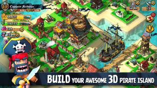Plunder Pirates screenshot 1
