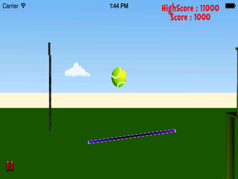 Tennis Ball Mania Pro screenshot 7