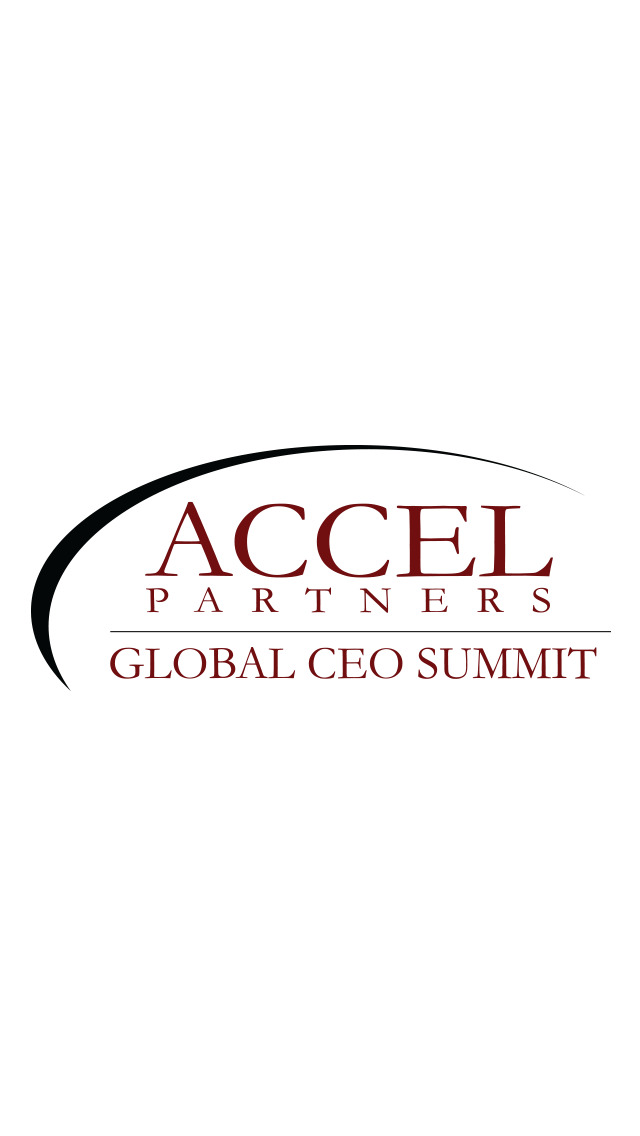 Accel Global CEO Summit screenshot 1