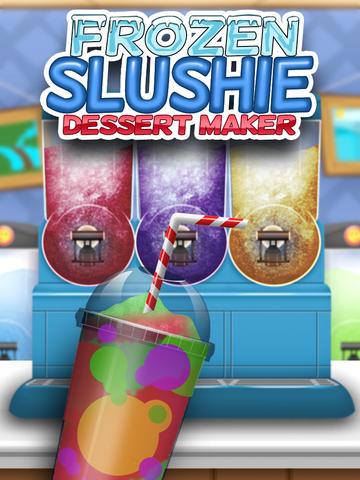 Awesome Slushy Frozen Food Soda Drink Dessert Maker Pro (Ad Free) screenshot 6