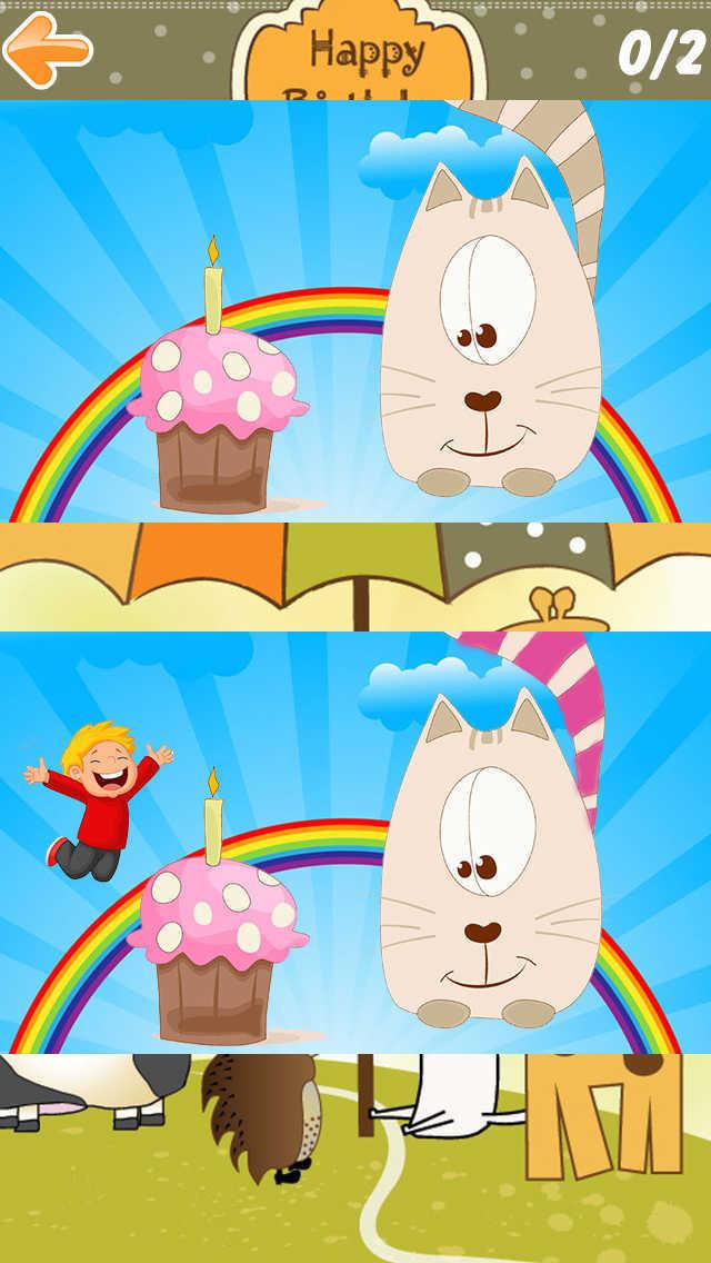 熊探险找不同 screenshot 3