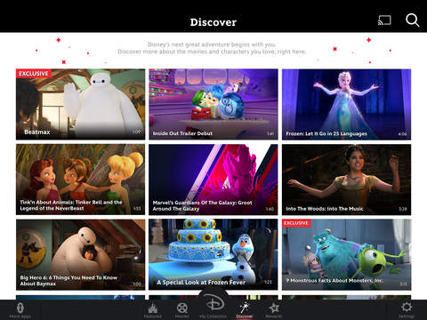 Disney Movies Anywhere screenshot 9