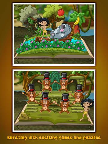 StoryToys Jungle Book screenshot 7