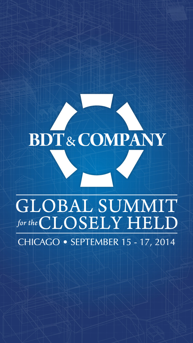 BDT Global Summit 2014 screenshot 1
