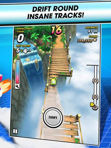 Mega Drift screenshot 7