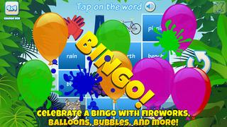 Bingo for Kids (SE) screenshot 3