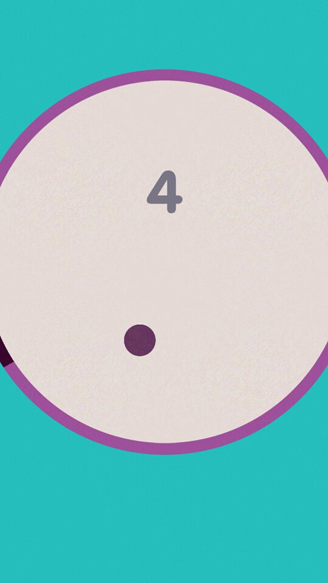 Circle Pong HD screenshot 2