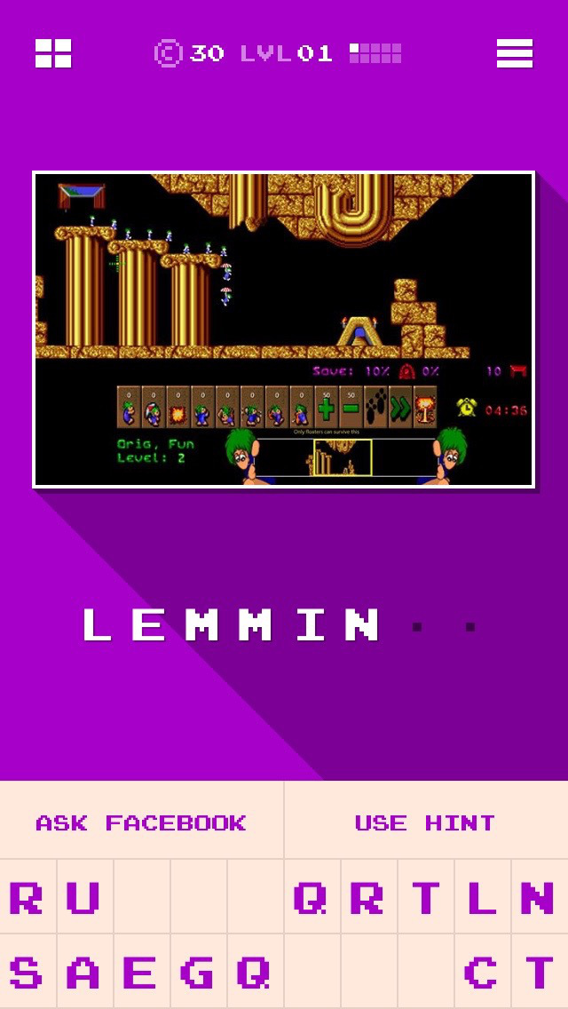 Replay - Classic PC Games Quiz screenshot 2