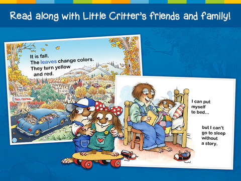 Little Critter Library screenshot 6
