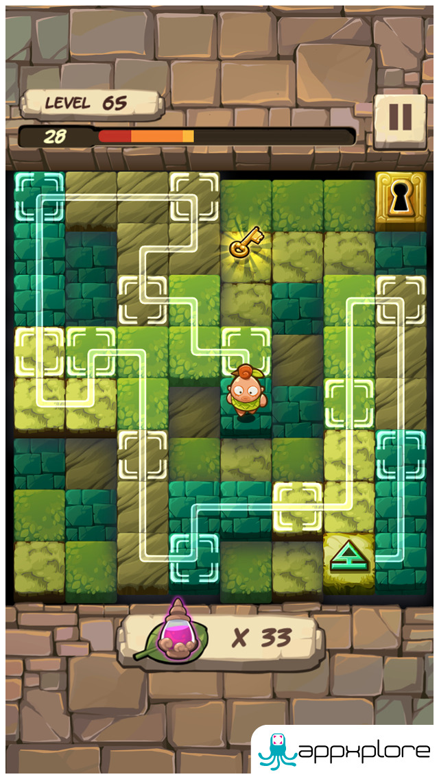 Caveboy Escape screenshot 4