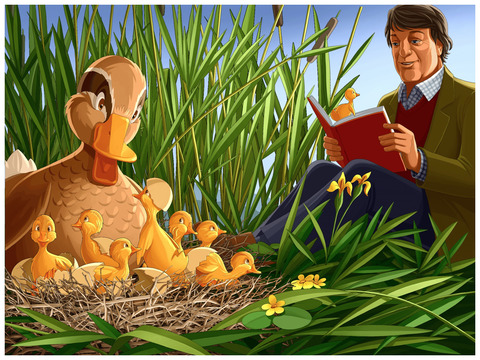 GivingTales - Hans Christian Andersen fairy tales screenshot 9