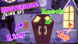 Halloween Mansion - The Haunted Monster House screenshot #2