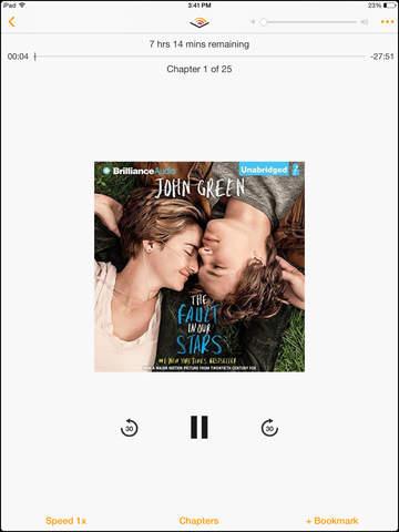 Audible audio books & podcasts screenshot 6