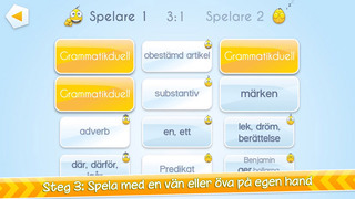Grammatikduellen screenshot 4