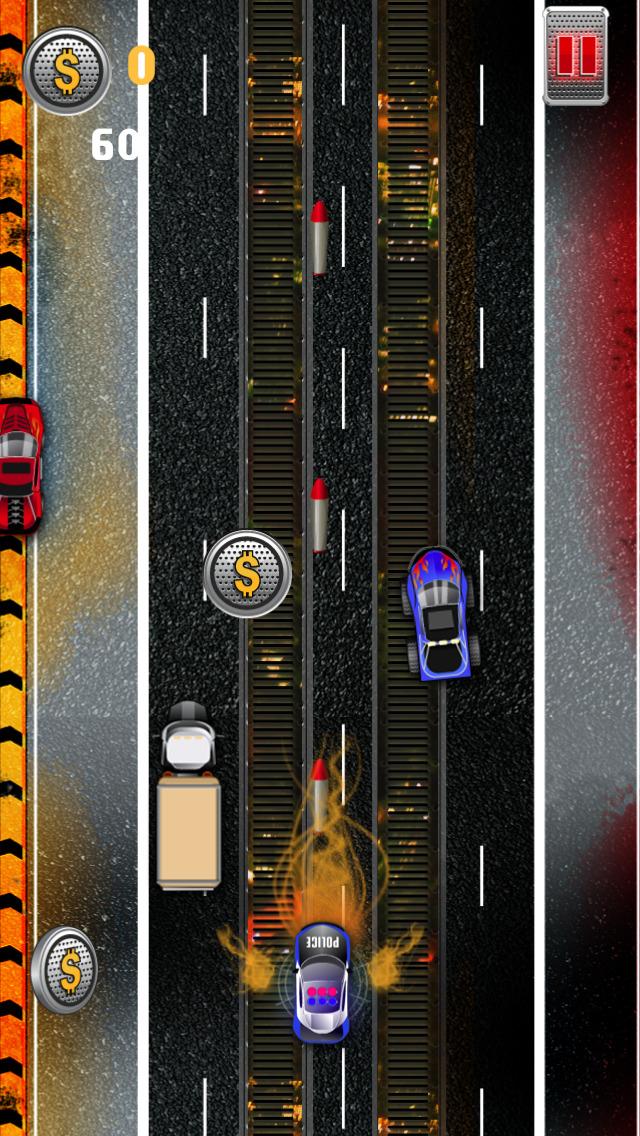 Police Drift Chase Real Asphalt Racing Simulator screenshot 2