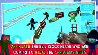 Christmas Battle : Defend The Xmas Gifts screenshot 2