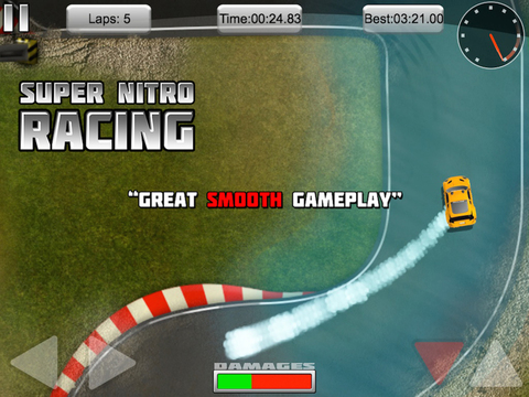 Super Nitro Racing FREE screenshot 7