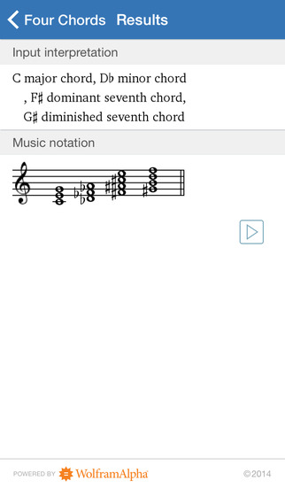 Wolfram Music Theory Course Assistant screenshot 5
