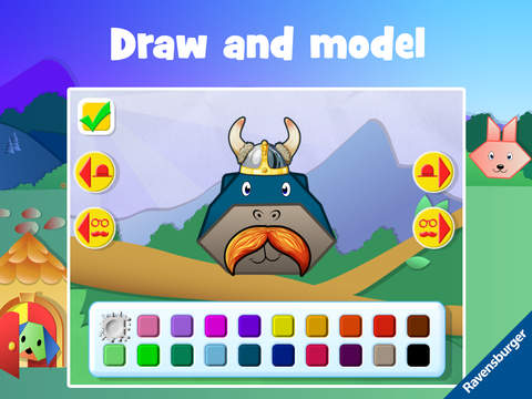 Play-Origami Pets screenshot 7