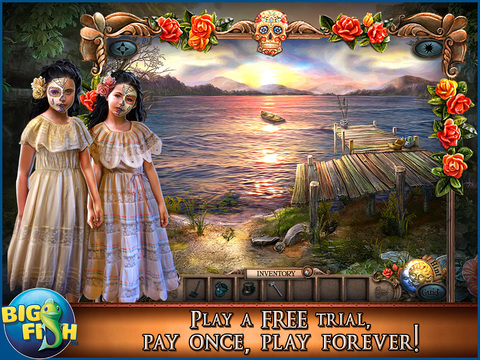 Lost Legends: The Weeping Woman HD - A Colorful Hidden Object Mystery screenshot 1