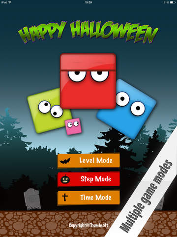 Happy Halloween for iPad screenshot 5